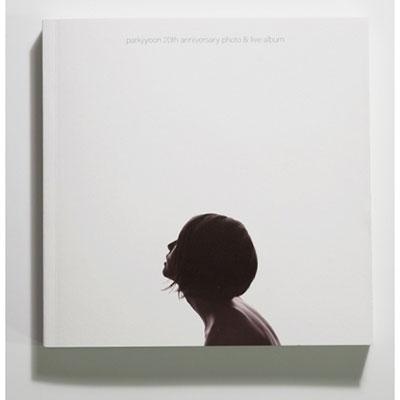 Park Ji Yoon/Park Ji Yoon: 20th anniversary photo &live album [2CD+フォトブックレット][S90980C]