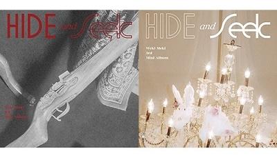 Hide And Seek: 3rd Mini Album (ランダムバージョン) CD