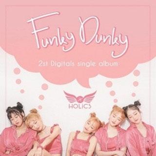 Holics/Funky Dunky: 2nd Single[WMED0749]