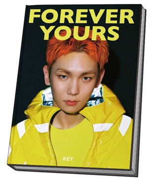 'Forever Yours' MUSIC VIDEO STORY BOOK Book