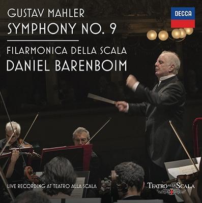 ダニエル・バレンボイム/Mahler: Symphony No.9 [4811530]