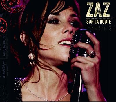 Zaz/Sur La Route! [CD+DVD][9029599430]