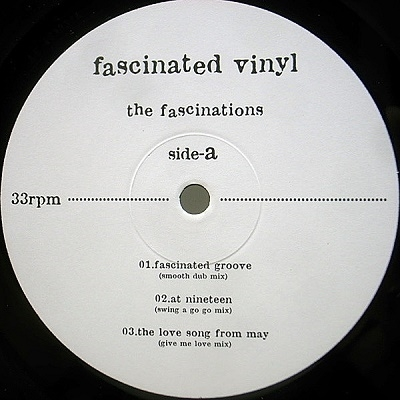 the fascinations/fascinated vinyl[MW-001]