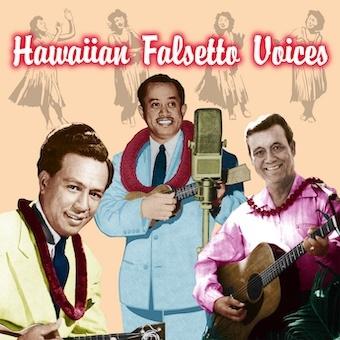 ハワイアン・ファルセット・ヴォイセス(リマスター) CD