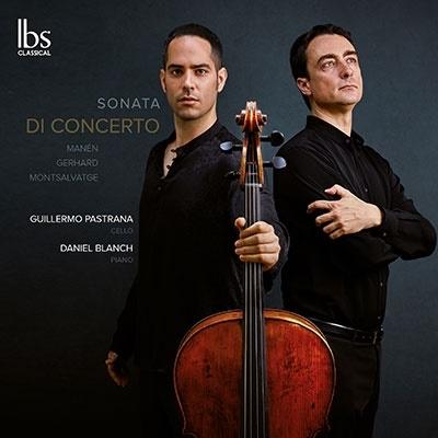 ギレルモ・パストラーナ/Sonata di concerto - 20世紀カタルーニャのチェロ作品集[IBS72019]