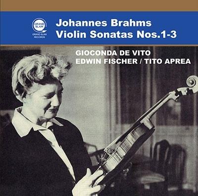 ブラームス: ヴァイオリン・ソナタ集 CD