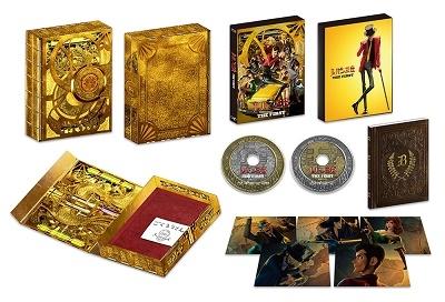 ルパン三世 THE FIRST 豪華版(ブレッソン・ダイアリーエディション)<豪華版(ブレッソン・ダイアリーエディ Blu-ray Disc