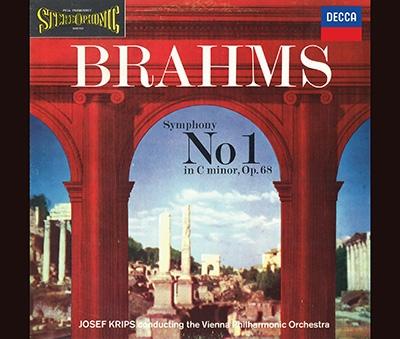 ヨーゼフ・クリップス/ブラームス: 交響曲第1番; チャイコフスキー: 交響曲第5番; ハイドン: 交響曲第94番, 第99番; シューベルト: 未完成 [PROC-2035]