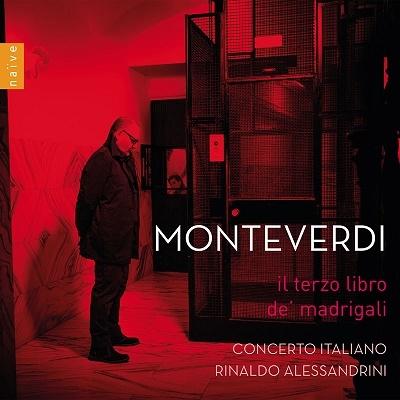 モンテヴェルディ: 5声のマドリガーレ集 第3巻
