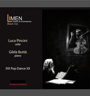 ルカ・ピンチーニ/19、20世紀のチェロ作品集<限定生産盤>[CPLT108C108]