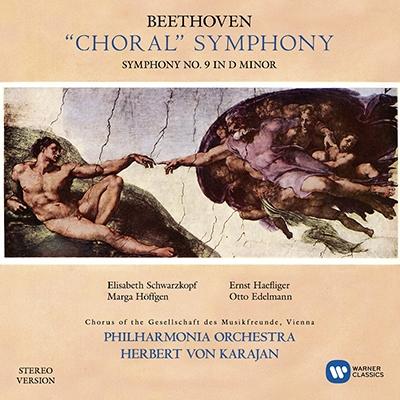 ヘルベルト・フォン・カラヤン/Beethoven: Symphony No.9[2564609030]