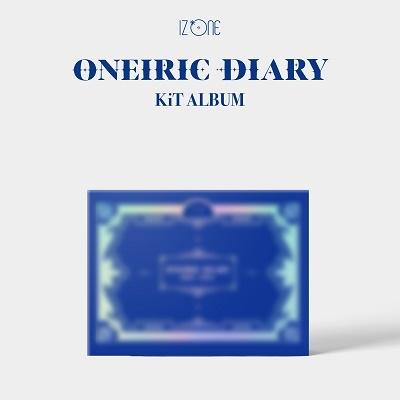 Oneiric Diary: 3rd Mini Album [Kit Album] Accessories