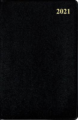 高橋書店 手帳は高橋 ビジネス手帳 〈小型版〉 1 [黒] 手帳 2021年 手帳判 ウィークリー 皮革調 黒 No.140 (2021年版1月始まり)[9784471801403]