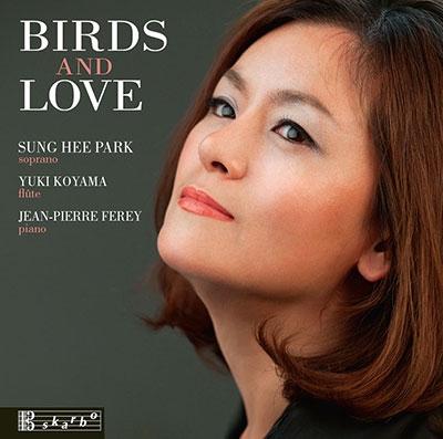 パク・スンヒ/Birds and Love[DSK3174]