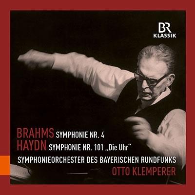 オットー・クレンペラー/ハイドン/ブラームス: 交響曲集[900717]