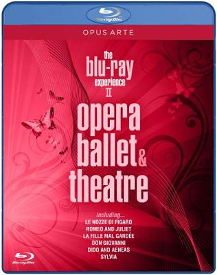 The Blu-Ray Experience Vol.2 - Opera Ballet &Theatre[OABD7077D]