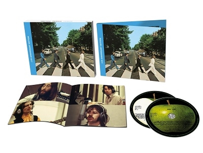 アビイ・ロード<50周年記念2CDデラックス・エディション><期間限定盤> SHM-CD