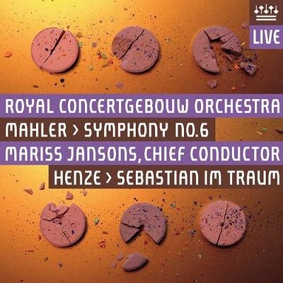ロイヤル・コンセルトヘボウ管弦楽団/マーラー: 交響曲第6番イ短調「悲劇的」、ヘンツェ: 夢みるセバスチャン[RCO06001]