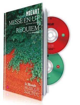 Mozart: Requiem K..626, Messe En Ut Mineur K.427