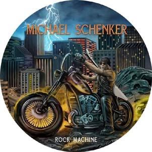Rock Machine<Picture Vinyl/限定盤>