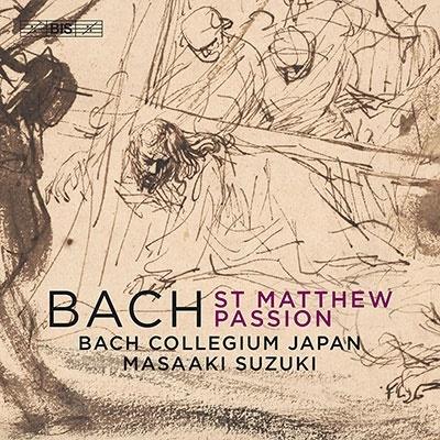 J.S.バッハ: マタイ受難曲 BWV.244