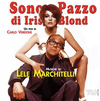 Lele Marchitelli/Sono Pazzo Di Iris Blond[DDJ013DLX]