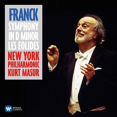 クルト・マズア/Franck: Symphony In D Minor, Les Eolides[2564640090]