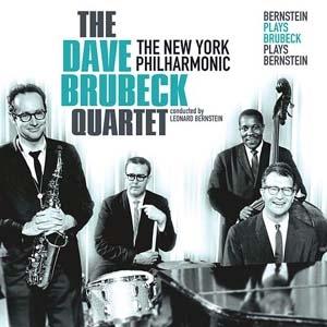 The Dave Brubeck Quartet/Bernstein Plays Brubeck Plays Bernstein [VP80076]