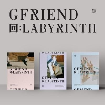 回:Labyrinth: Mini Album (ランダムバージョン) CD