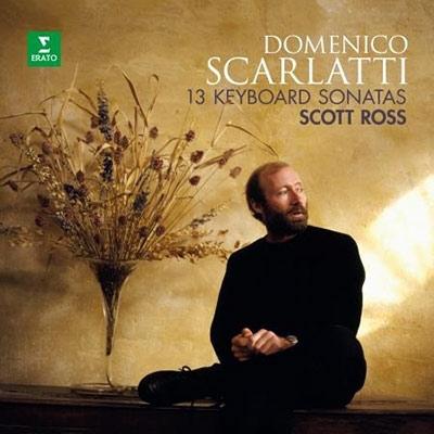 スコット・ロス (Harpsichord)/D.Scarlatti: 13 Sonatas<完全受注限定発売>[9029589060]