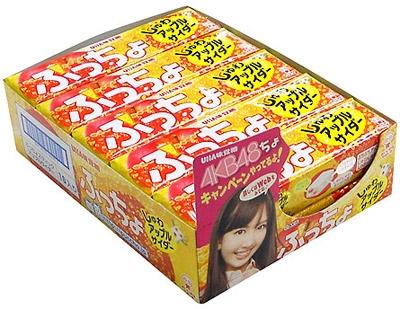 ぷっちょスティック アップルサイダー (BOX)