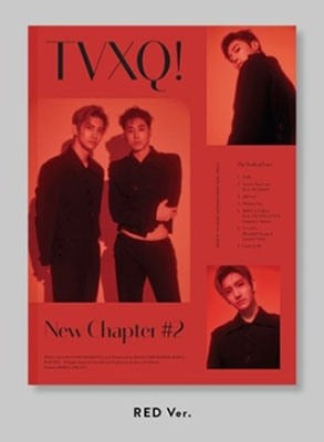 New Chapter #2: The Truth of Love : 15th Anniversary Special Album (RED Ver.) CD