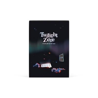Twilight Zone: 3rd Mini Album (Black Ver.) CD