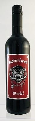 モーターヘッド ワイン メルロー お酒