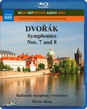 Dvorak: Symphonies No.7, No.8