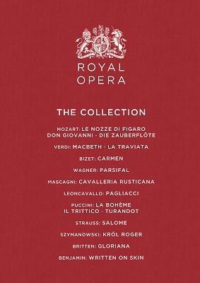 英国ロイヤル・オペラ 「ザ・コレクション」BOX