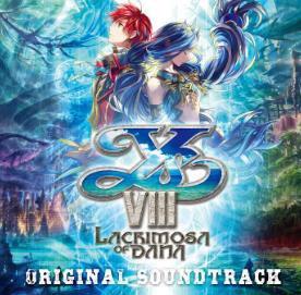 イースVIII -Lacrimosa of DANA-オリジナルサウンドトラック [NW-10103380]