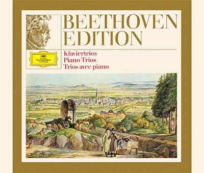ヴィルヘルム・ケンプ/ベートーヴェン: ピアノ三重奏曲全集<タワーレコード限定>[PROC-1867]