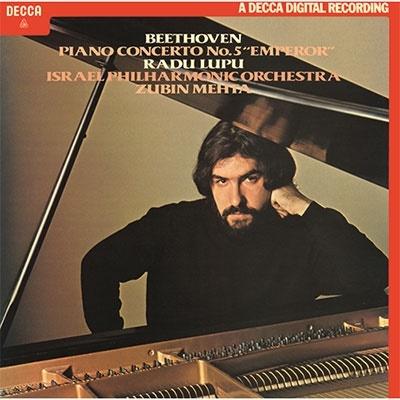 ベートーヴェン:ピアノ協奏曲第5番≪皇帝≫<限定盤> UHQCD