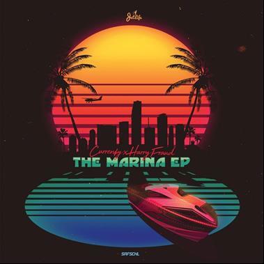 THE MARINA EP CD