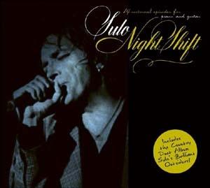Sulo/Nightshift/Brilliant Outsiders[LW0562]