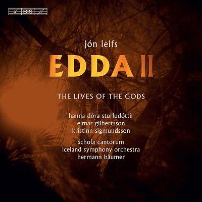 ヨウン・レイフス: オラトリオ「エッダ」第2部~「神々の生涯」