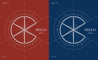 HELLO Chapter 1. Hello, Stranger: 1st EP (ランダムバージョン) CD