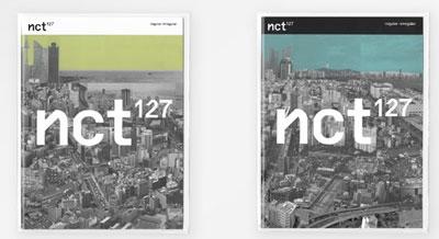 NCT 127/NCT#127 Regular-Irregular: NCT 127 Vol.1 (ランダムバージョン)[SMK1033]