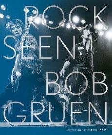 ボブ・グルーエン写真集『ROCK SEEN』 Book