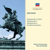 Beethoven: Symphony No.3, No.7, No.8, Die Weihe des Hauses Op.124