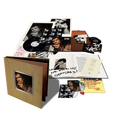 Talk Is Cheap (Limited Edition Deluxe Box Set) [2CD+2LP+7inch x2]<限定盤> CD
