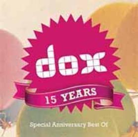 DJ Git Hyper/ドックス・15・イヤーズ - スペシャル・アニヴァーサリー・ベスト・オブ[OTLCD-1860]