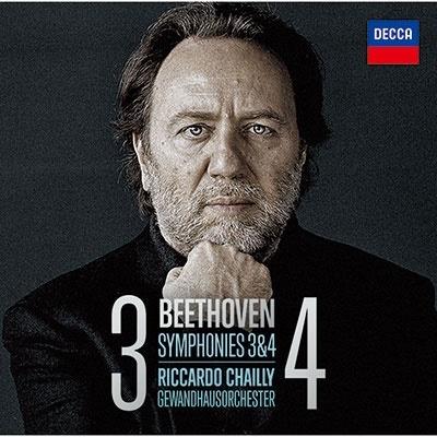 ベートーヴェン:交響曲第3番≪英雄≫・第4番、歌劇≪フィデリオ≫序曲<限定盤> UHQCD