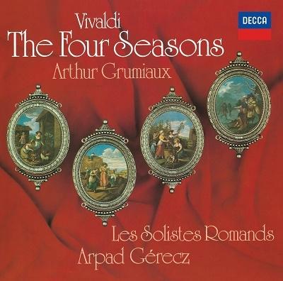 ヴィヴァルディ: 協奏曲集「四季」、協奏曲集「調和の霊感」より協奏曲 第6番<タワーレコード限定>